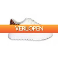Dailygrabdeals.com: Hippe sneakers met zebra print