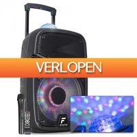 MaxiAxi.com: Fenton FT12JB karaoke speaker