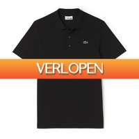 Plutosport offer: Lacoste herenpolo