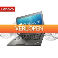 Groupdeal: Refurbished Lenovo ThinkPad T440 laptop