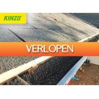 DealDonkey.com 4: Kinzo dakgoot egel (4 meter)