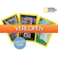 iBOOD.be: National Geographic Magazine jaarbonnement