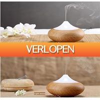 Uitbieden.nl: Ultrasone aroma mini luchtbevochtiger