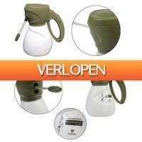 GroupActie.nl: Volautomatische plantenspuit