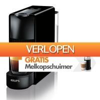 Expert.nl: Krups nespresso Essenza mini XN1108