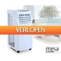Voordeelvanger.nl: Mesa Living 3-in-1 mobiele airco