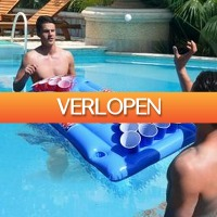 MegaGadgets: Beer Pong luchtbed