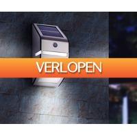 Voordeelvanger.nl 2: Solar LED motion buitenlamp