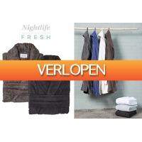 VoucherVandaag.nl 2: Nightlife badjas