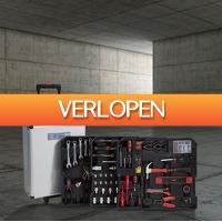 Voordeeldrogisterij.nl: Wolfgang gereedschapskoffer Germany 300-delig