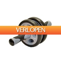 Betersport.nl: Ab Wheel - Focus Fitness - Buikspierwiel
