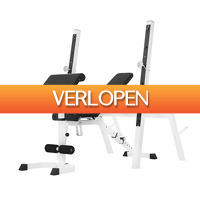 Befit2day.nl: Halterbank / Squat Rack