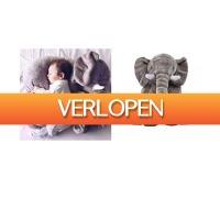 ActievandeDag.nl 1: Extra grote olifant knuffel