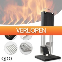 Wilpe.com - Outdoor: QDO RVS barbecue en grillset