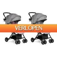 Groupon 1: Kinderkraft wandelwagen