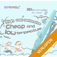 MYRIWELL RP 200 A 3D print pen