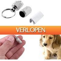 Uitbieden.nl 2: Honden en katten ID koker