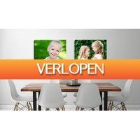 ActievandeDag.nl 1: Voucher voor foto op canvas
