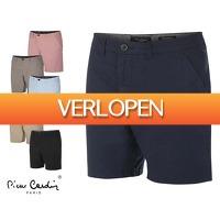 Voordeelvanger.nl: Pierre Cardin Chino shorts