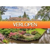 ZoWeg.nl: 3 dagen Giethoorn + diner