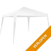 Luxe partytent