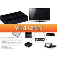 ClickToBuy.nl: 3-poorts HDMI switch