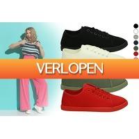 VoucherVandaag.nl 2: Basic dames sneakers
