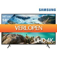 iBOOD.com: Samsung 4 K Smart LED-TV