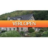Cheap.nl: 3 of 4 dagen in de Belgische Ardennen