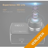 ZEEPIN F150 A WiFi 1080p Full HD verborgen dash cam
