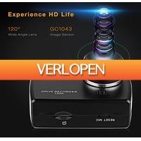 Uitbieden.nl: ZEEPIN F150 A WiFi 1080p Full HD verborgen dash cam