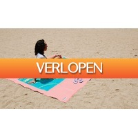 ActieVandeDag.nl 2: Zandvrij strandlaken