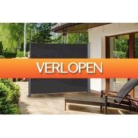 VakantieVeilingen: Veiling: Uittrekbaar windscherm van Lifa Garden