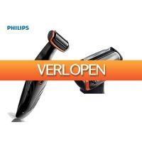 DealDonkey.com: Philips BG 2024 Bodygroom scheerapparaat