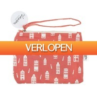Grotekadoshop.nl: Clutch Oranje - Take my home