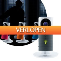 DealDigger.nl: Indoor smart WiFi camera
