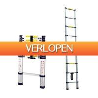 DealDigger.nl 2: Herzberg telescopische ladders
