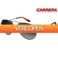 iBOOD.com: Carrera Pilot Steel zonnebril