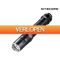 iBOOD DIY: Nitecore SRT5 LED-zaklamp