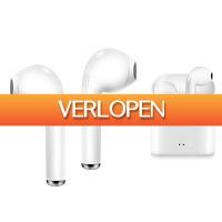 Voordeelvanger.nl: Draadloze Bluetooth oordopjes