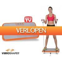 Voordeelvanger.nl 2: VibroShaper trilplaat