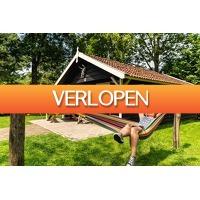 Hoteldeal.nl 2: Verblijf 3, 4 of 5 dagen in een Cowboy Cottage op Vakantiepark Slagharen