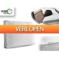 DealDonkey.com 3: Sleepmed Memory foam kussen met 3D ventilatieband