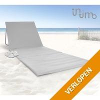 2 x opvouwbare Intimo strandmat