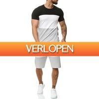Brandeal.nl Casual: OneRedox joggingpak met steekzakken