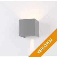 LED wandlamp 6 Watt 3000 K