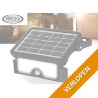 Hofftech ultra krachtige Solar LED floodlight