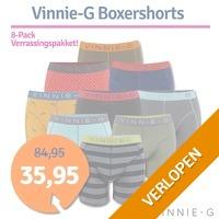 6 x Vinnie-G boxershorts