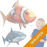 Radiografisch bestuurbare vis