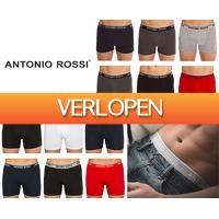 Telegraaf Aanbiedingen: 12 x Antonio Rossi boxershort